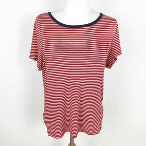 American Eagle Soft & Sexy Striped Tee sz. Medium